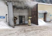 В Красноярском крае объявили траур по погибшим в пожаре на Калинина