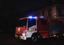 В Астраханской области на пожаре в квартире пострадали двое