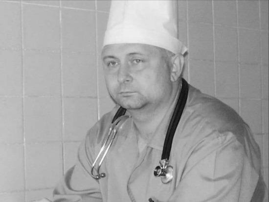 В Омске умер заместитель главврача БСМП № 1