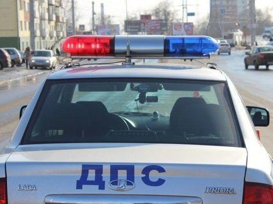 На дороге под Тверью задержали пьяного водителя из Подмосковья
