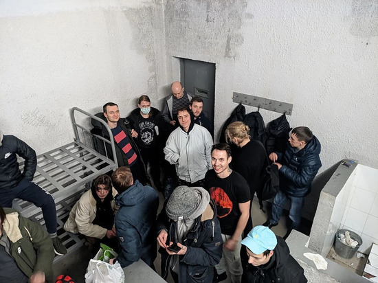 Сергея Смирнова арестовали на 25 суток