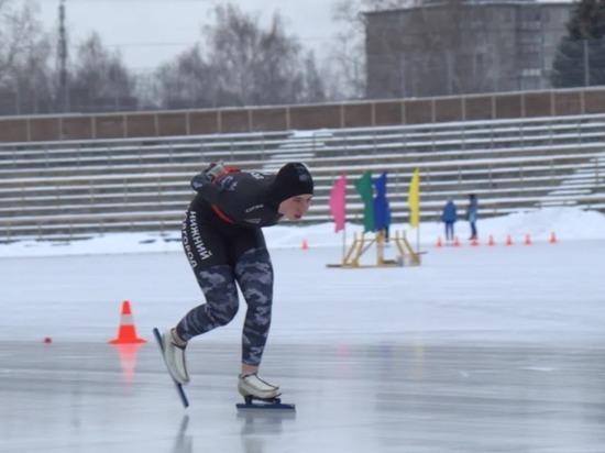 В Нижнем Новгороде пройдут массовые соревнования конькобежцев