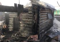 В Волжском районе мужчина погиб на пожаре в бане
