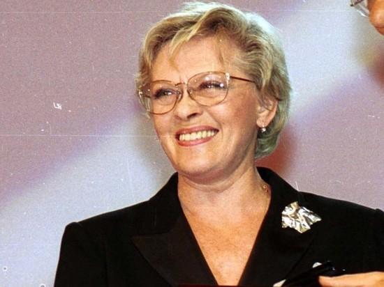 Алиса Фрейндлих одолела коронавирус