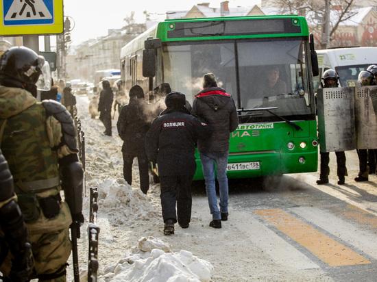 Кем считают Навального в Иркутске