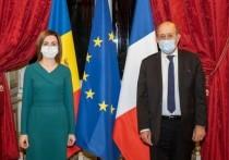 Майя Санду: увидеть Париж и… «умереть»