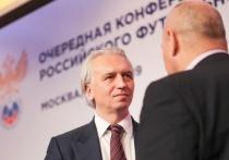 Дюкова переизбрали на пост главы РФС, теперь он обещает много хорошего