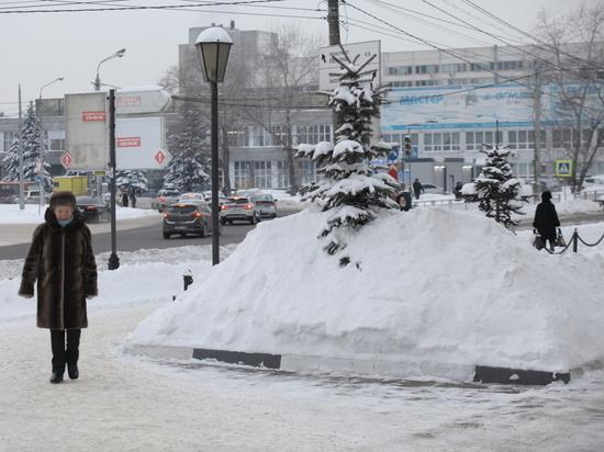 В Нижегородской области 5 февраля ожидается сильный снегопад