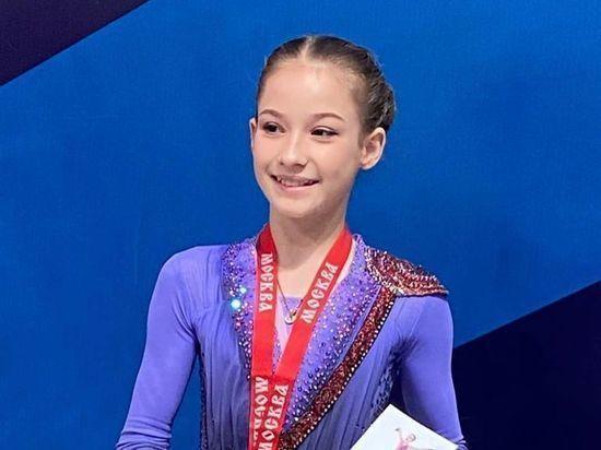 Фигуристка Акатьева выиграла чемпионат России среди юниоров