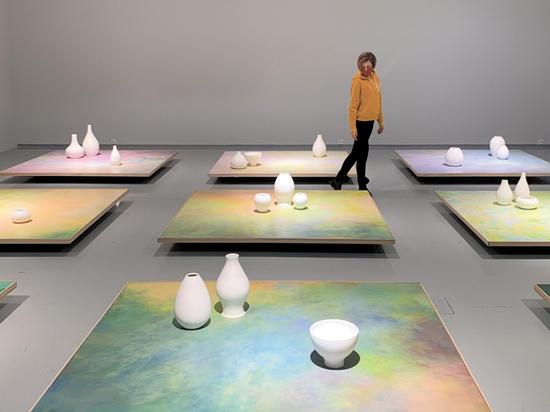 Новые выставки в МАММ стали ярким визуальным образом сегодняшнего дня