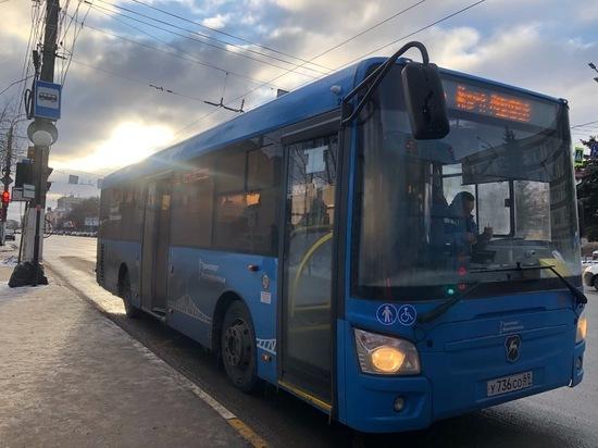 Вот это повезло: репортаж с базы тверских синих автобусов