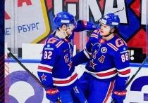 СКА обыграл «Локомотив» в овертайме