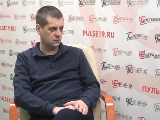 В Хакасии умер политолог и журналист Дмитрий Буреев