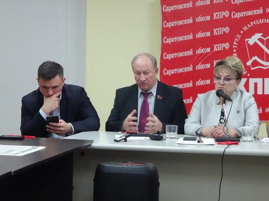 """Рашкин об объединении с другими политиками: """"Посмотрите - Ленин работал с либералами прекрасно"""""""