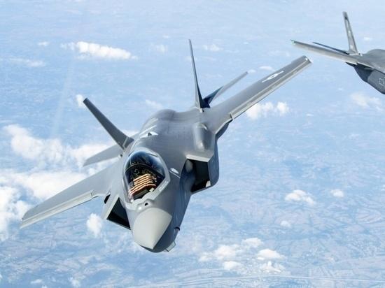 Боевые возможности американского самолета 5-го поколения преувеличены