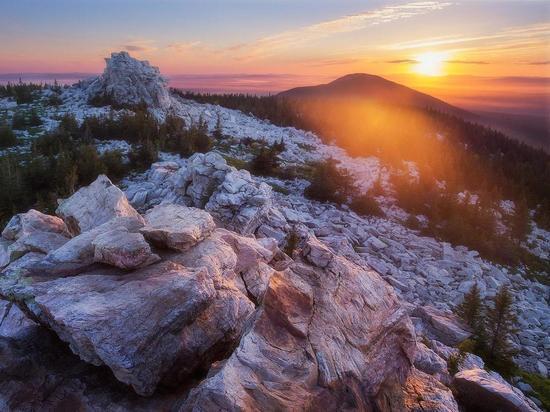Самые красивые и неожиданные места Южного Урала собрали в одном чек-листе
