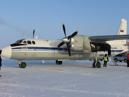 Первым пассажирским авиарейсом из Красноселькупа в Тюмень вылетели 22 человека