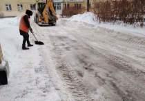 Этой зимой с улиц Йошкар-Олы вывезено 69 тысяч тонн снега