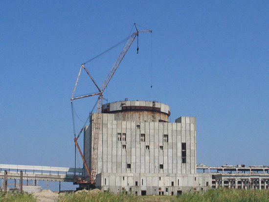 Знаменитую недостроенную АЭС в Крыму снесут