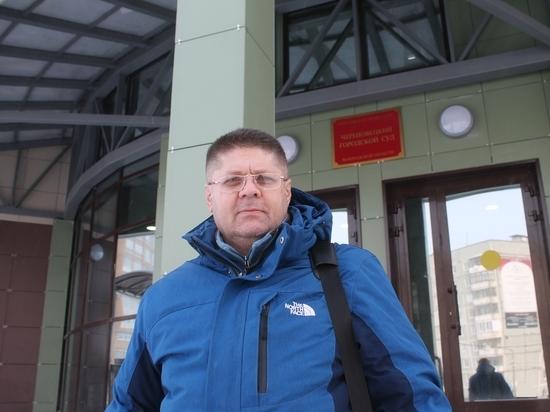Продолжился судебный процесс над правозащитником Григорием Винтером