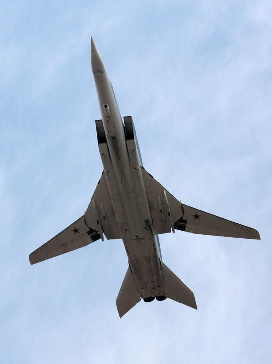 """Ту-22МЗ провел испытательные стрельбы """"убийцами авианосцев"""""""
