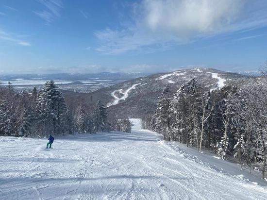 На Сахалине появились две крутые горнолыжные трассы
