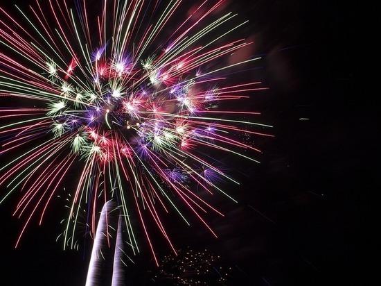 Во Владикавказе 23 февраля дадут салют из 9 видов фейерверков