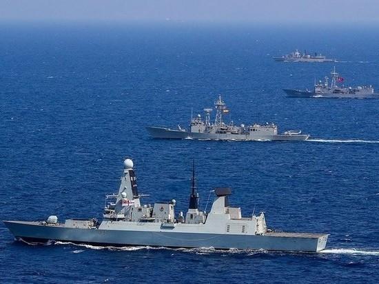 Украинские ВМС осваивают тактику «волчьей стаи»