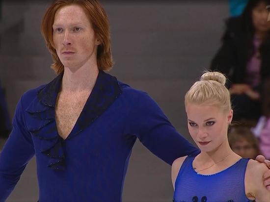 Тарасова и Морозов выиграли короткую программу на командном турнире