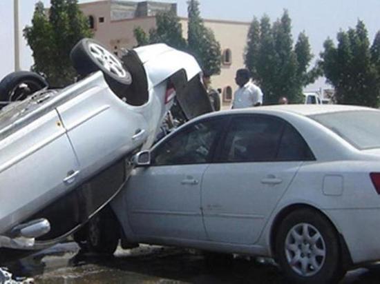 При столкновении микроавтобуса и машины в Египте погибли 11 человек