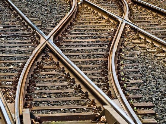 В Забайкалье остановлено движение поездов после схода с рельсов вагонов с углем