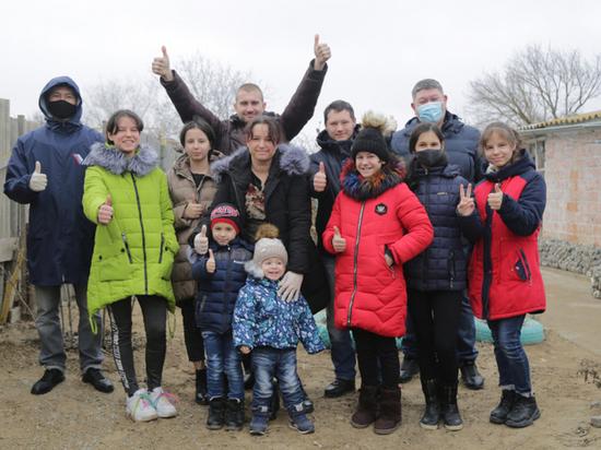 ОНФ исполнил мечты жителей Калмыкии, обратившихся на прямую линию