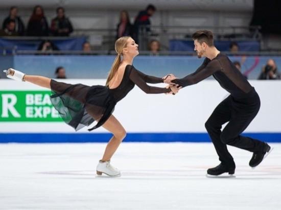 Степанова и Букин выиграли произвольный танец на командном турнире