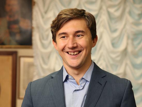В Кировскую область приедет титулованный гроссмейстер Сергей Карякин
