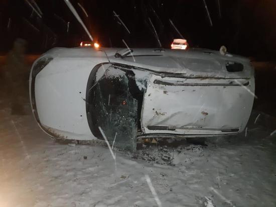 В Калмыкии произошло 6 ДТП, есть жертвы