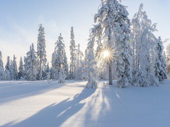 В Нижегородской области грядут 30-ти градусные морозы
