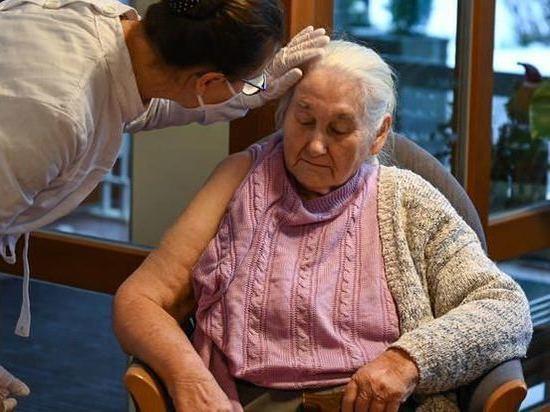 Германия: 14 жителей дома престарелых инфицированы, несмотря на вакцинацию