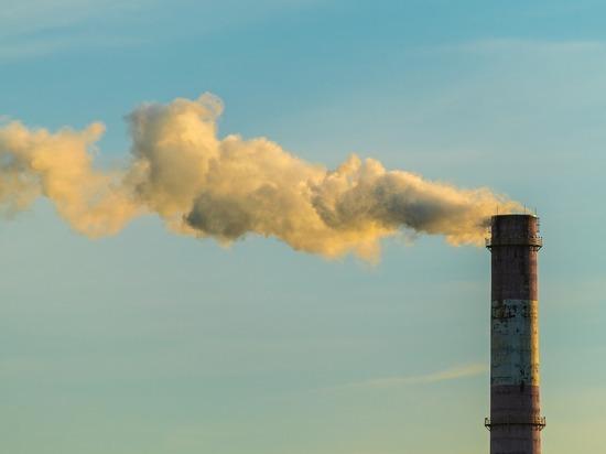 Первая степень опасности по загрязнению воздуха объявлена 8-9 февраля в Чите