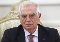 МИД России поразили контрастные заявления Борреля после визита в Москву