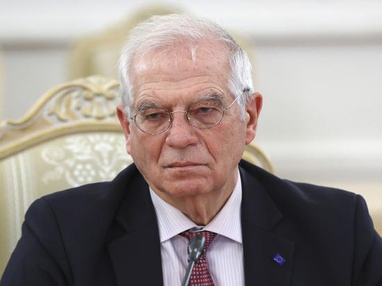 Глава евродипломатии не исключил введение новых санкций против РФ