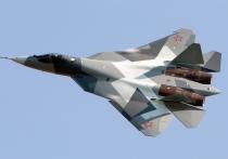 Российский истребитель 5-го поколения Су-57 напичкан вычислительной техникой