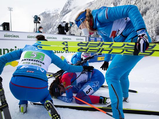 В словенской Поклюке стартует чемпионат мира по биатлону
