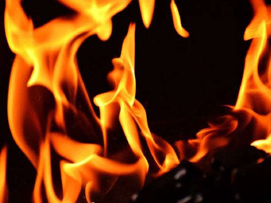 В юго-западной части Москвы произошёл пожар на складе