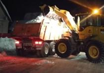 9 февраля в Кирове будут убирать снег и авто с центральных улиц
