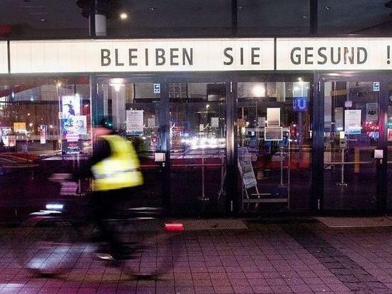 Германия: «Цифры для обширного послабления всё ещё слишком высоки»