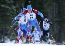 Биатлонист Латыпов не будет финишером первой эстафеты чемпионата мира