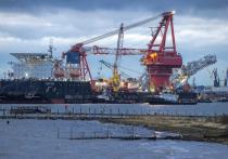 Страсти вокруг газопровода «Северный поток-2» не утихают