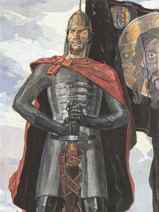 Арт-объект, посвящённый Александру Невскому, появится в Порхове