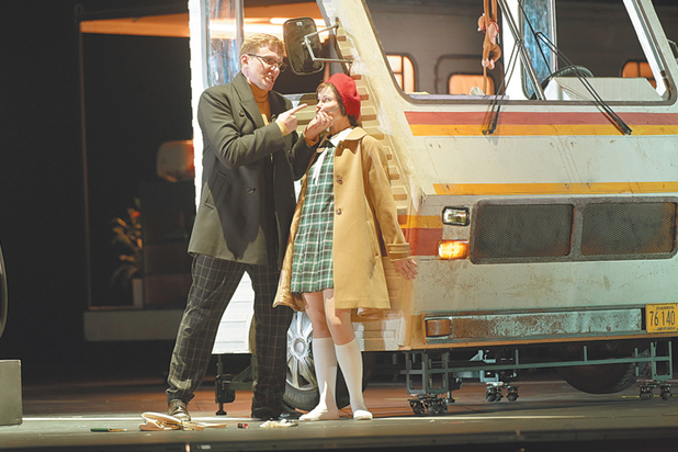 «Лолита» Мариинского театра выдвинута на «Золотую маску»