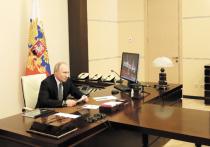 Владимир Путин на совещании судей похвалил российскую судебную систему за открытость и прозрачность